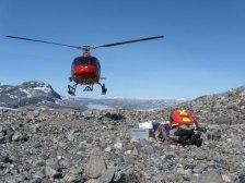 Geologi i Grønland